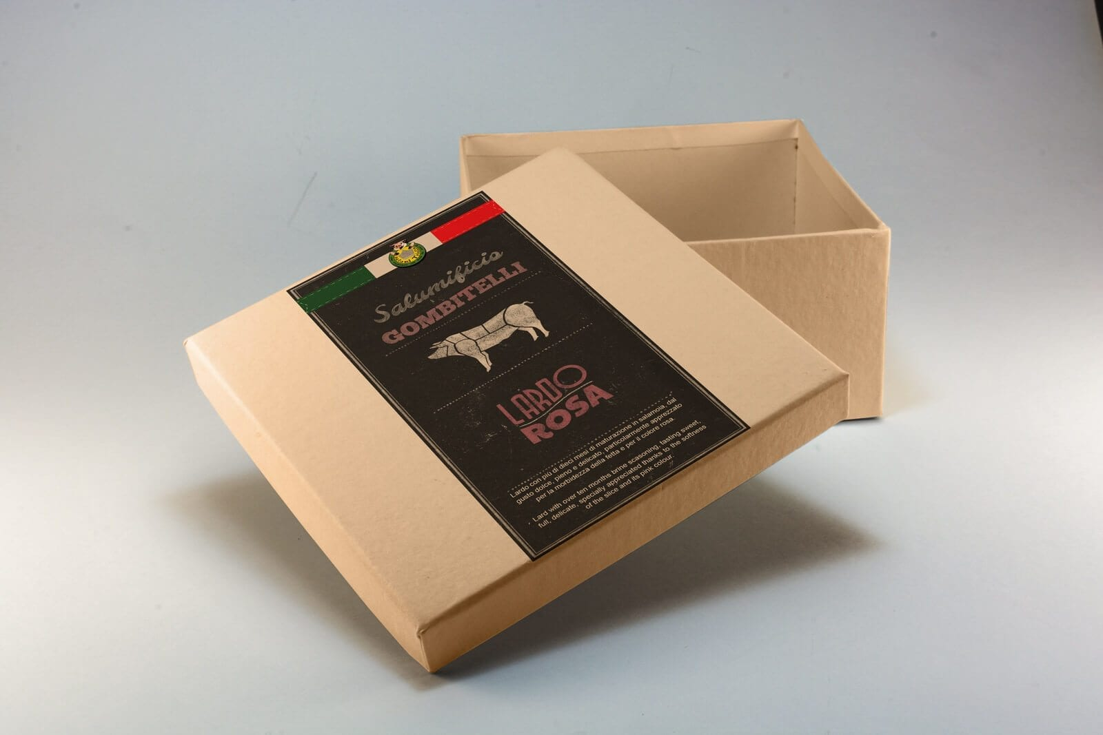 Top Regali Aziendali - Salumificio Artigianale Gombitelli MG86