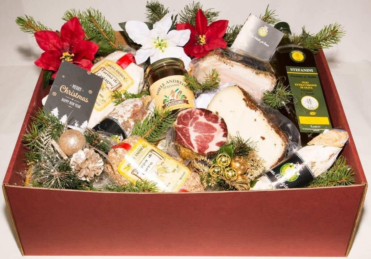 Assez Scatola Natalizia il Natale in Montagna - Salumificio Artigianale  TA41