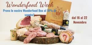 wonderfood week